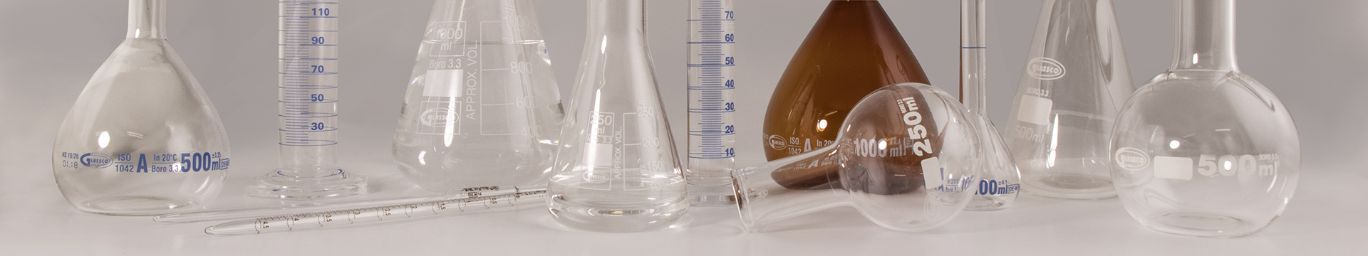 VOLUMETRIC GLASSWARE