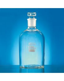 Reagent Bottles - Clear or Amber