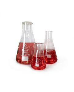 Erlenmeyer Flasks - Wide or Narrow Neck