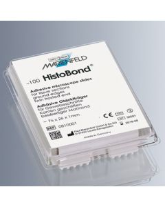 Histobond Frosted Slides