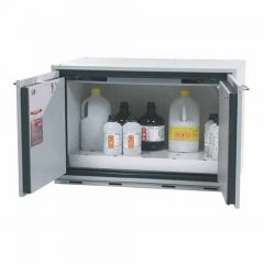 Flammable Solvent Safety Storage Cabinet, 1102mm (W)