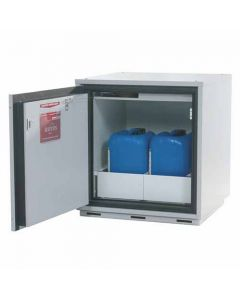Flammable Solvent Safety Storage Cabinet, 593mm (W)