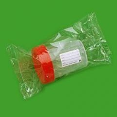 Specimen Container - Disposable Polypropylene Receptacle