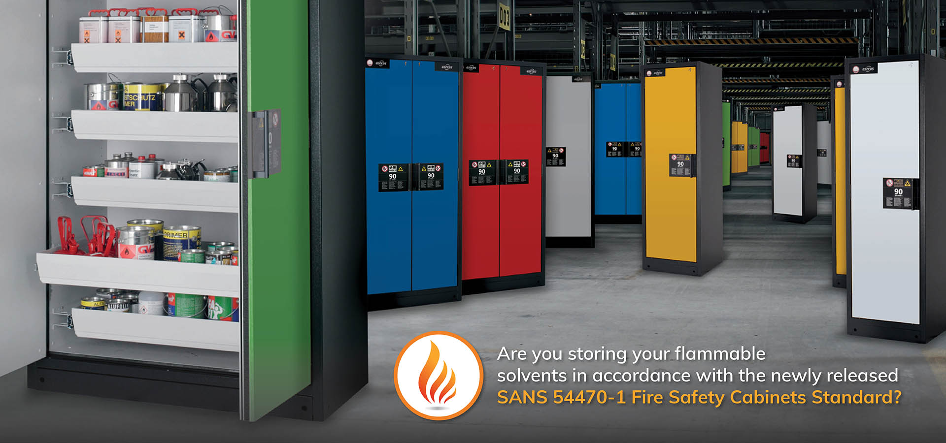 Asecos Cabinets Lasec South Africa