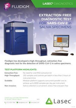 Fluidigm High Throughput Diagnostic From Lasec®