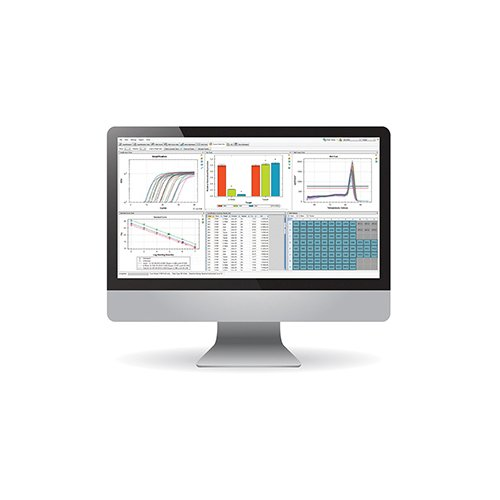 />Real Time PCR Analysis Software