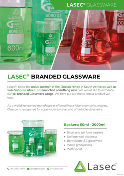 Lasec® Branded Glassware