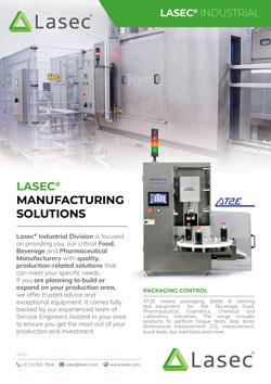 Lasec® Industrial Solutions Flyer