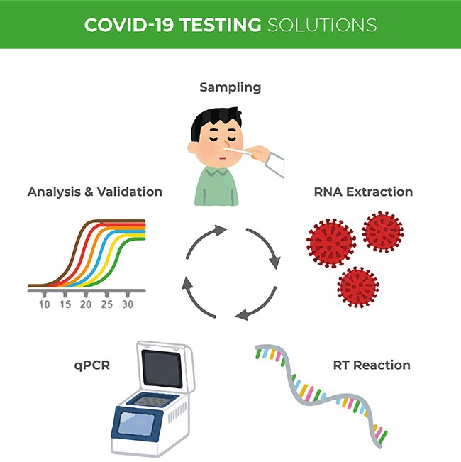 COVID-19 Testing Solutions