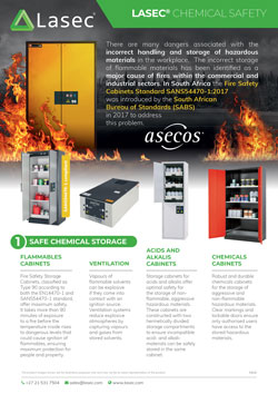 Lasec® Solutions For Chemical Safety