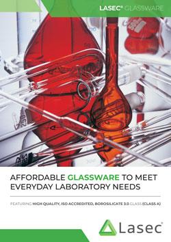 Lasec® Glassware Catalogue