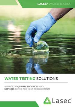 Lasec® Water Testing Catalogue