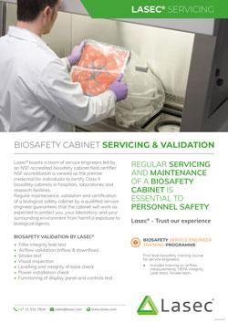 Biosafety Servicing