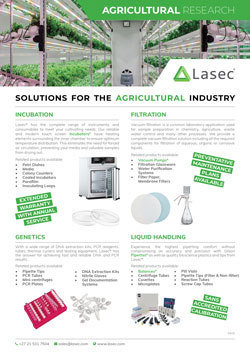 Solutions for the Agricultural Industry