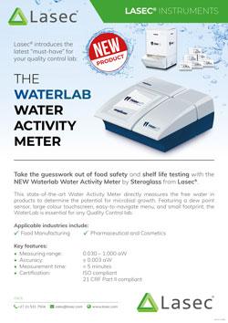 Waterlab Water Activity Meter