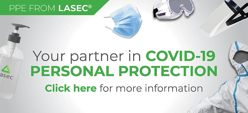 Click to see Lasec® PPE